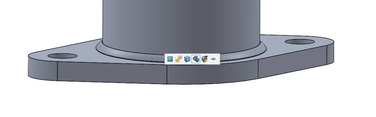 SolidWorks weld appearance
