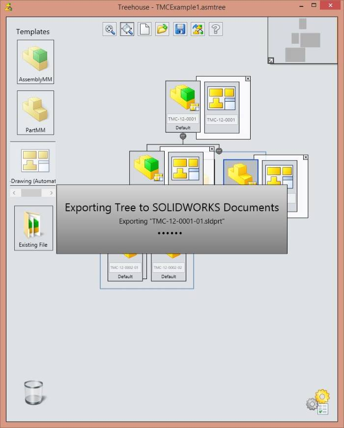 Exporting SolidWorks Files